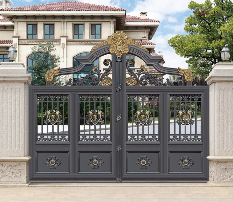 Modern Main Gate Professional Design and Production