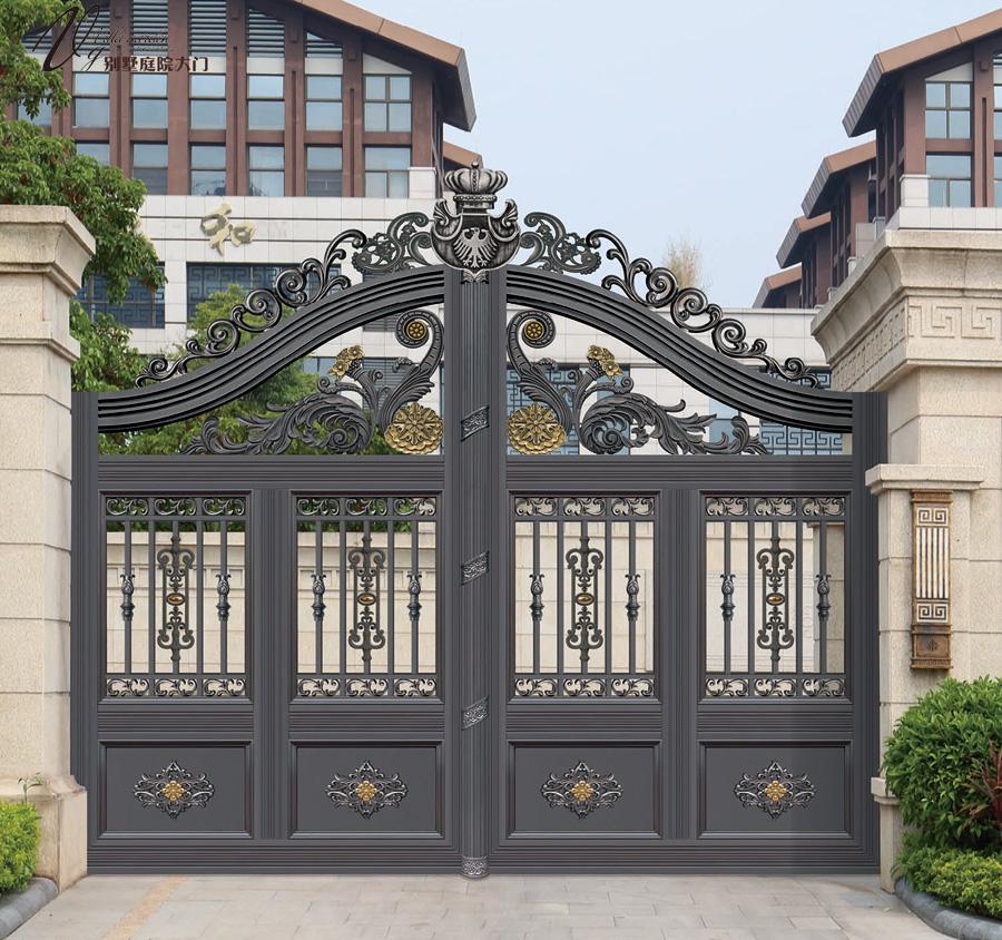 Aluminum Main Gate Designs