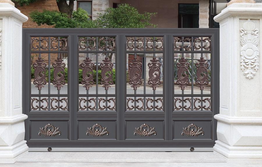Nice Sliding Gate Designs for Homes | JTgate